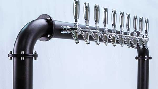 Thiết kế tháp bia, thi công tháp bia, tháp beer, tháp bia cho nhà hàng, tháp bia quán bar