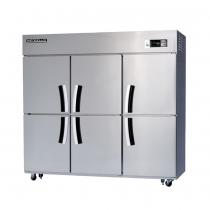 Tủ Mát 6 Cánh Đứng Modelux – MDS-1660R1