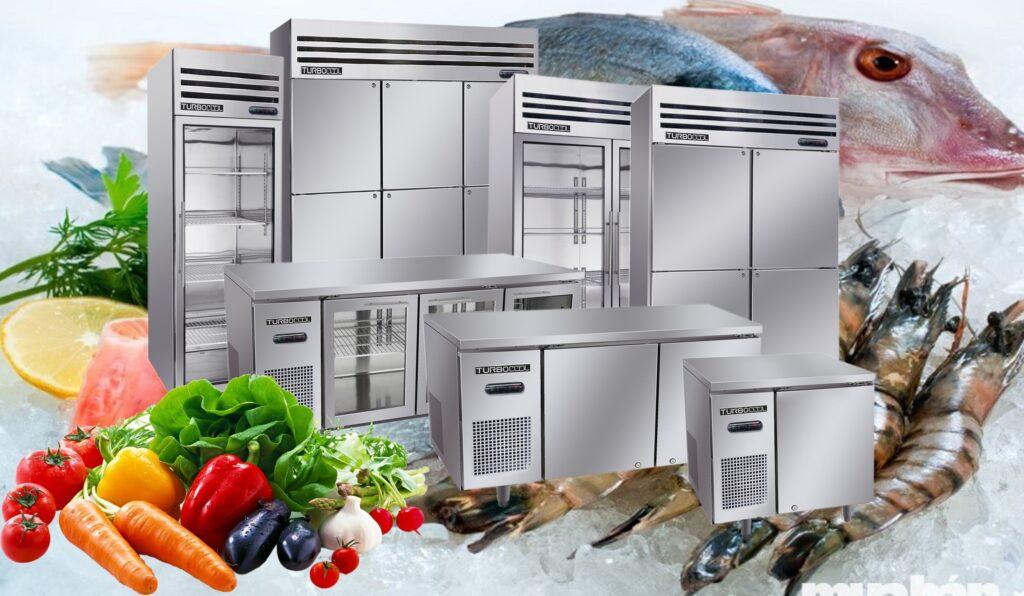 Tủ lạnh Turbocool