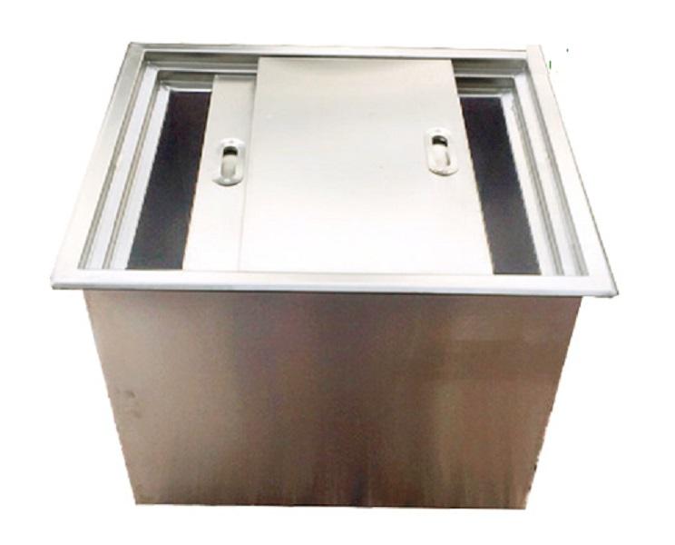 Thùng đá inox – thiết bị bếp công nghiệp cao cấp tiện dụng
