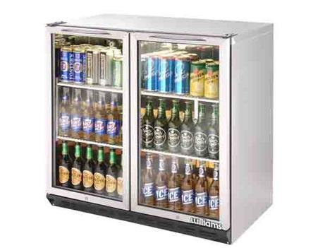 Tủ giữ lạnh 2 cánh WILLIAMSBC2SS-U