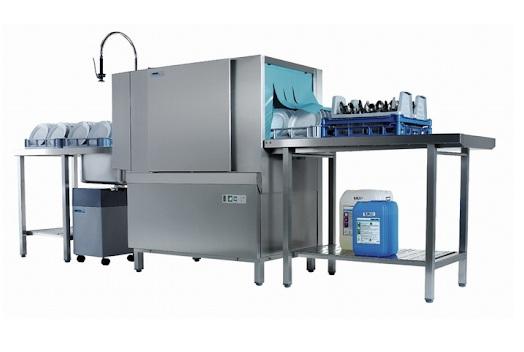 Máy rửa chén WinterHalter STR 155 LR + Dryer