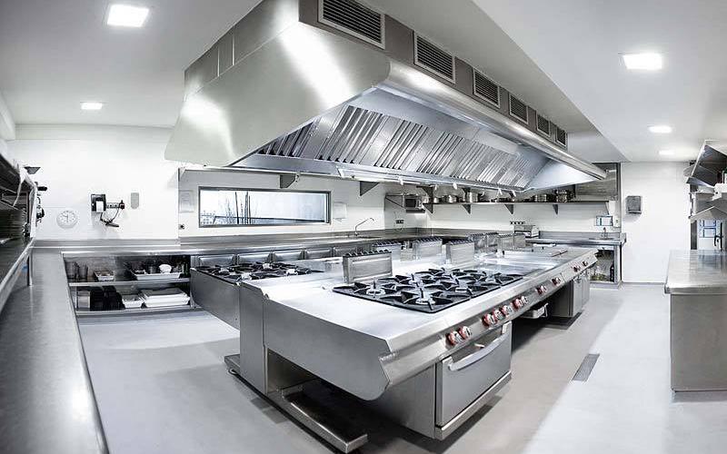 Thiết kế bếp ăn công nghiệp chuyên nghiệp và uy tín