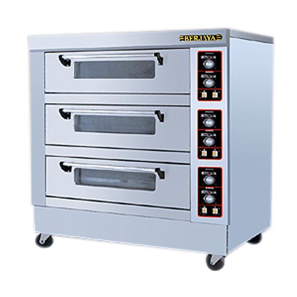Lò nướng bánh 3 tầng 9 khay E25KW-3BD