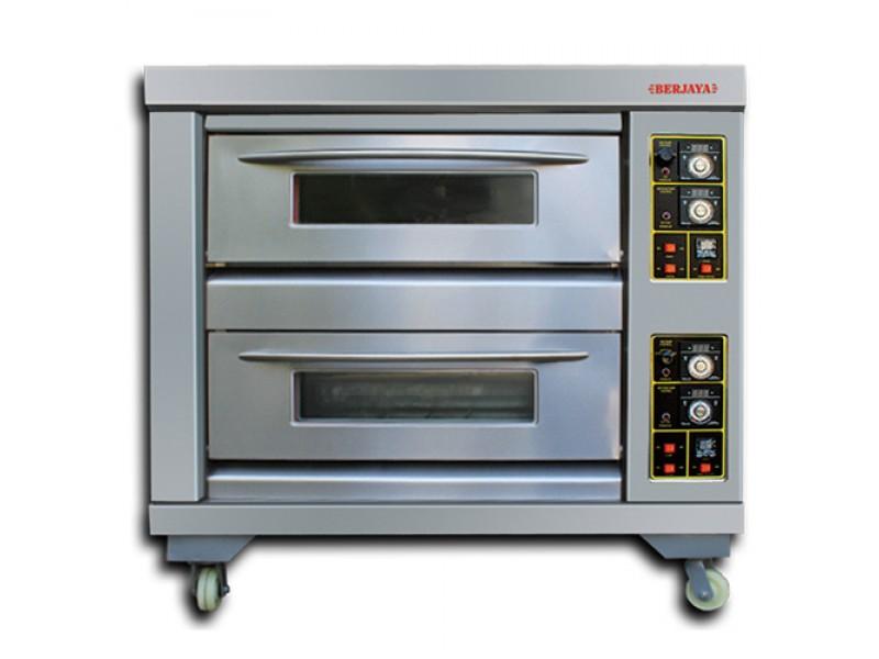 Lò nướng bánh 2 tầng G120-2BD Berjaya