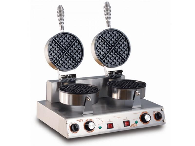 Máy nướng bánh đôi waffle BJY-WB2-N Berjaya để bàn