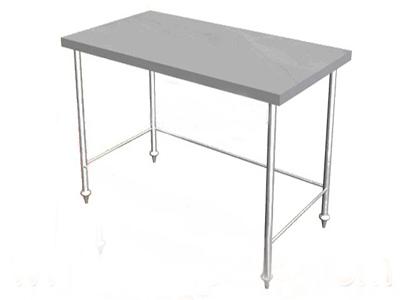 Bàn sơ chế 1 tầng inox, bàn inox 1 tầng, bàn inox công nghiệp, bàn 1 tầng công nghiệp, bàn inox công nghiệp 1 tầng, bàn cho bếp nhà hàng, bàn sơ chế inox