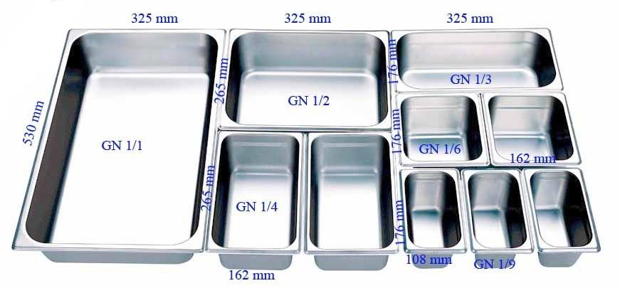 Á Âu chuyên cung cấp thiết bị giữ nóng thức ăn giá tốt