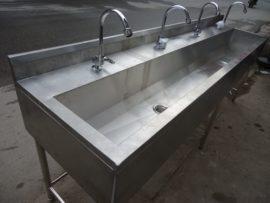 Chuyên cung cấp chậu rửa công nghiệp tại tphcm