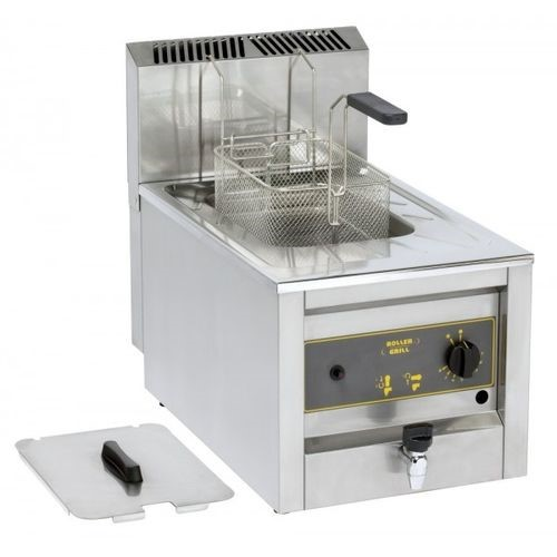 Bếp nhúng chiên đơn dùng điện tại Âu Á