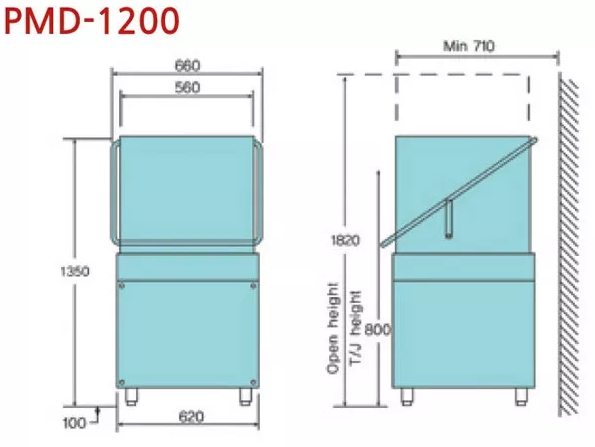 PMDEL-1200E