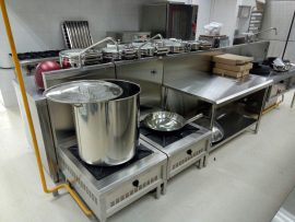 Professional-kitchen-equipment