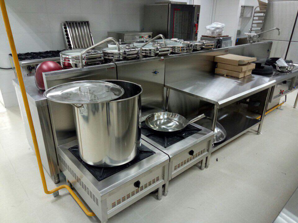 Professional-kitchen-equipment