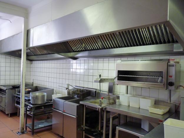 Tư vấn thiết kế bếp nhà hàng công nghiệp