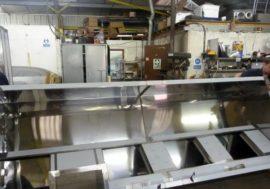 Chuyên cung cấp bếp inox công nghiệp dành cho bếp nhà hàng tại TPHCM