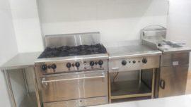 Âu Á chuyên cung cấp bếp công nghiệp giá rẻ , chất lượng