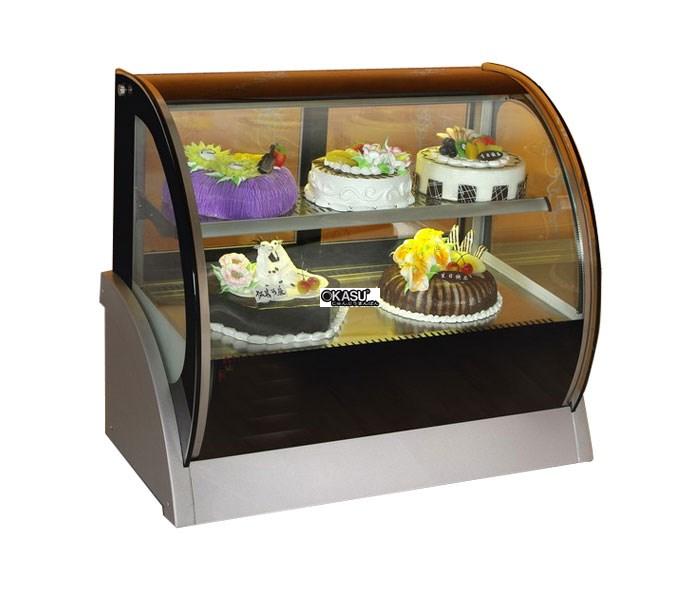 Sự tiện lợi đến từ tủ trưng bày bánh được cung cấp bởi Âu Á Corp