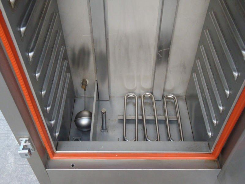 Tủ nấu cơm công nghiệp bằng điện tại âu á