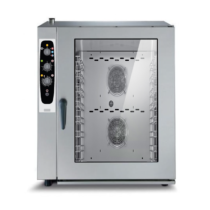 Lò nướng đa năng Lainox điều khiển cơ 10 khay REV101M