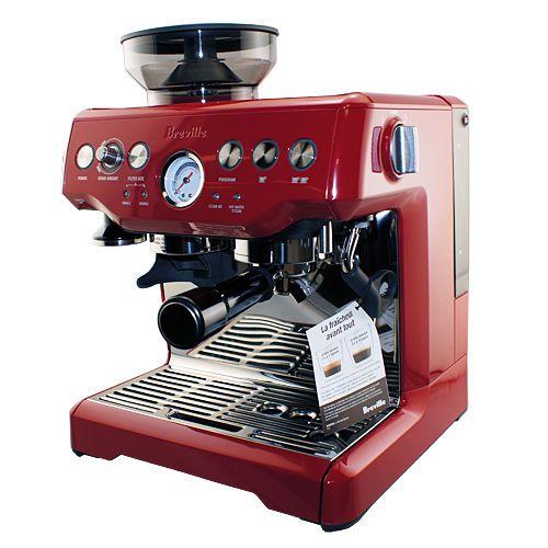 cafe espresso breville bes870xl 2