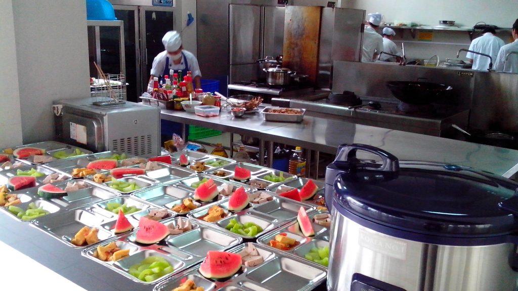 Những mô hình bếp nhà hàng được ưa chuộng thời gian gần đây