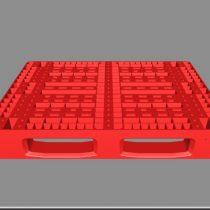 Pallet nhựa VIETNAM PL01-LK