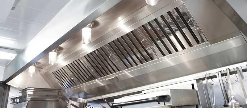 Hệ thống hút khói công nghiệp cần thiết trong gian bếp công nghiệp
