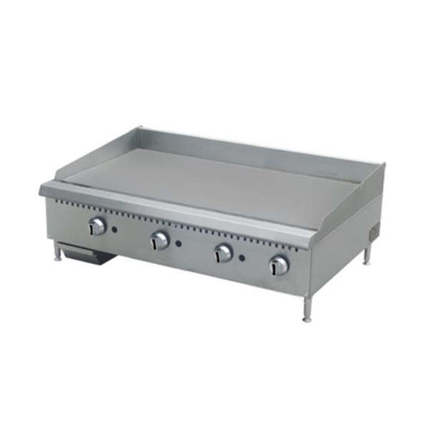 Bếp chiên phẳng dùng gas Eagle HDSCTG-48