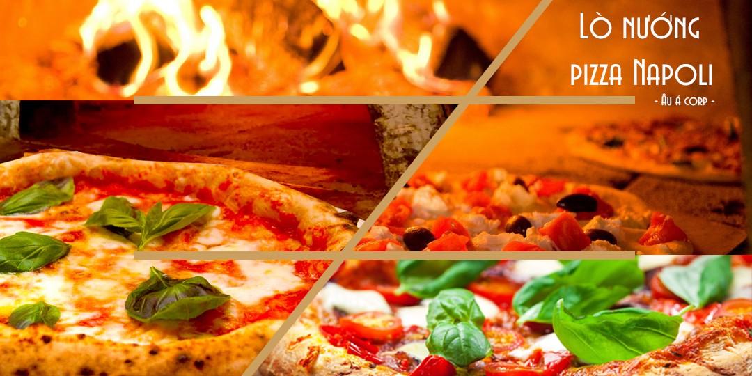 Lò Nướng Pizza Truyền Thống