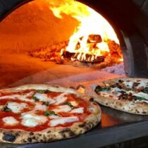 Xây Lò Pizza