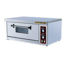 Lò nướng bánh công nghiệp 1 tầng E3KW-1 dùng điện