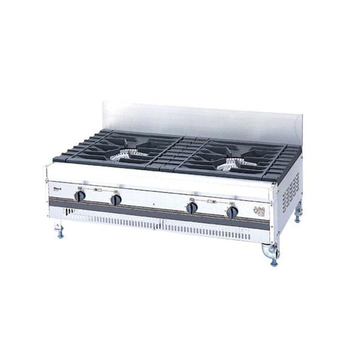 Bếp công nghiệp chân thấp RLT – 120