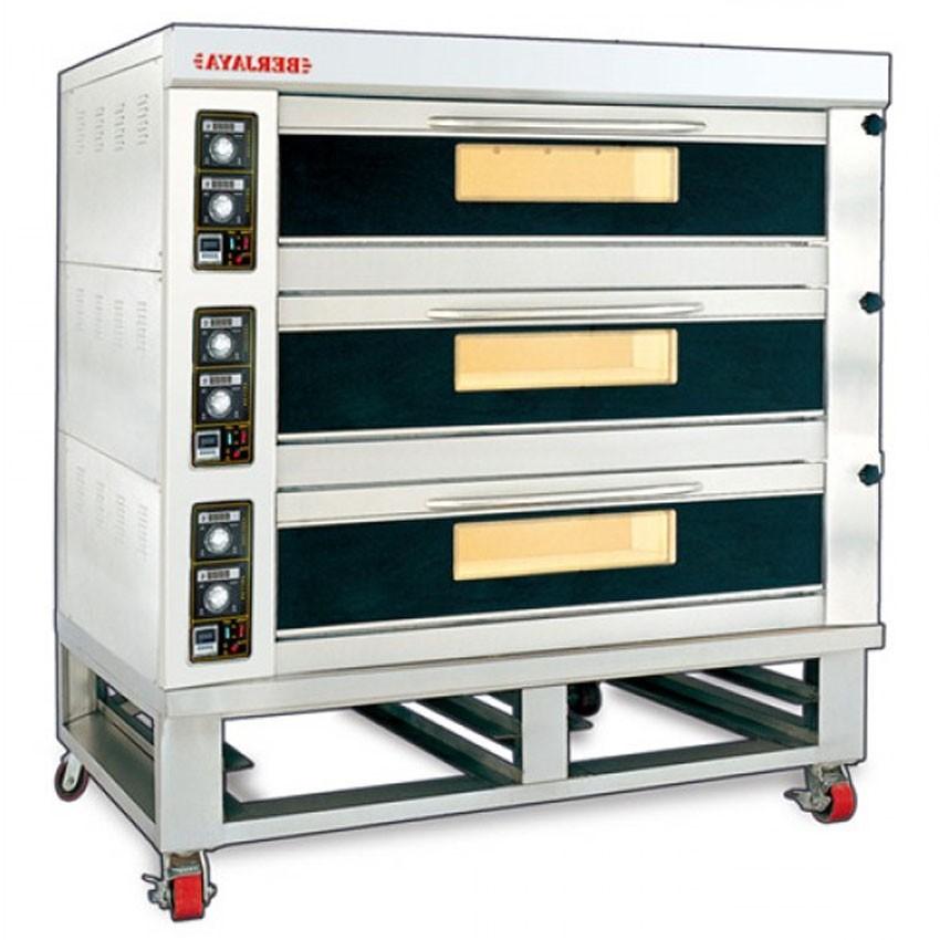 Lò nướng bánh dùng điện 3 tầng BJY-3B12P-E Berjaya