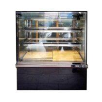 Tủ trưng bày bánh kem kính vuôngBerjaya
