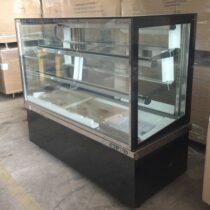 Tủ trưng bày kính vuông RCS18SB13-2FB Berjaya