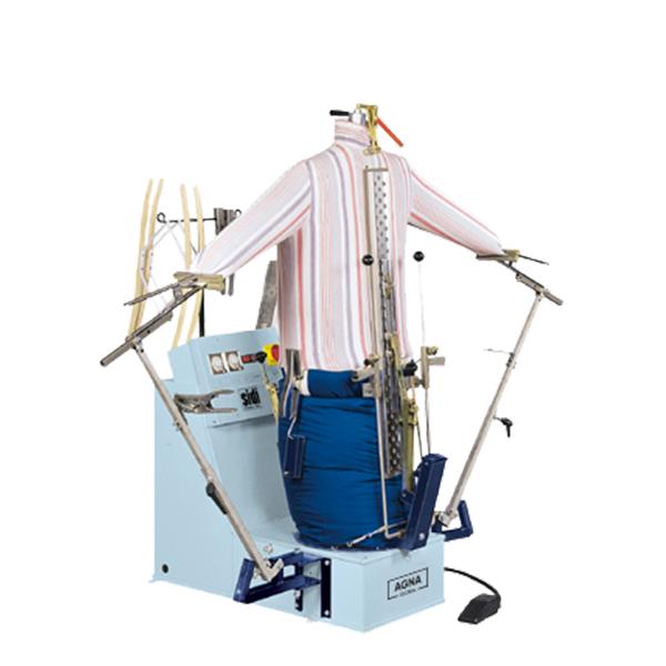 Máy ủi form áo vest SIDI M-951